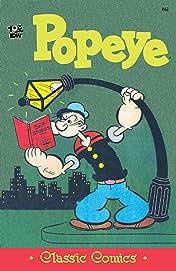 Popeye Classics #61