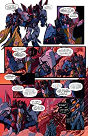 ROM vs. Transformers: Shining Armor #2