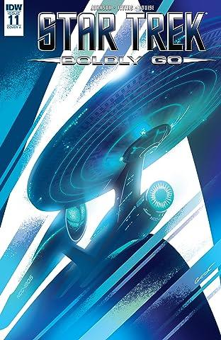 Star Trek: Boldly Go No.11