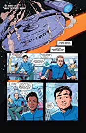 Star Trek: Boldly Go #11