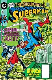 Adventures of Superman (1986-2006) #464