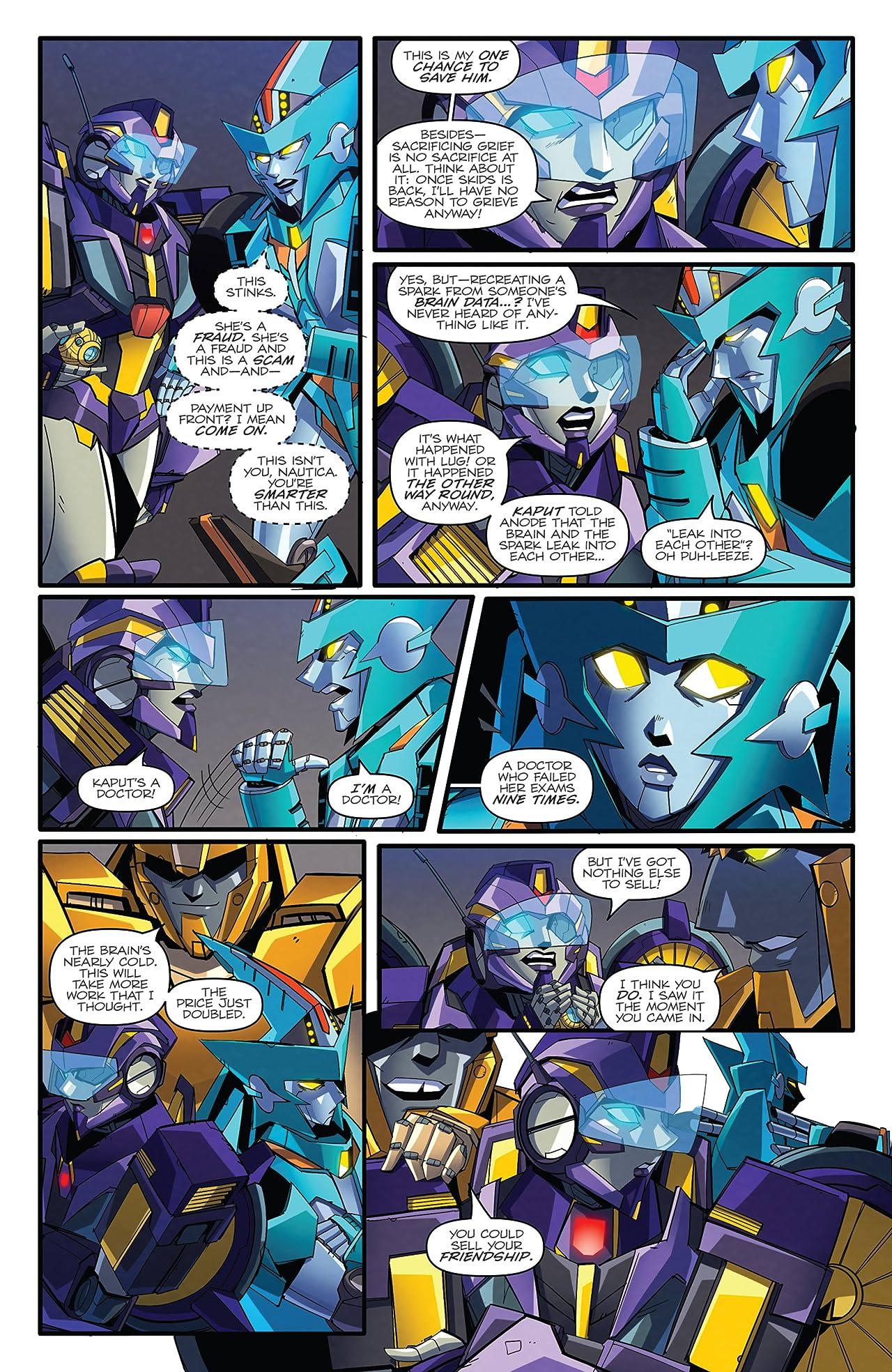 Transformers: Lost Light #9