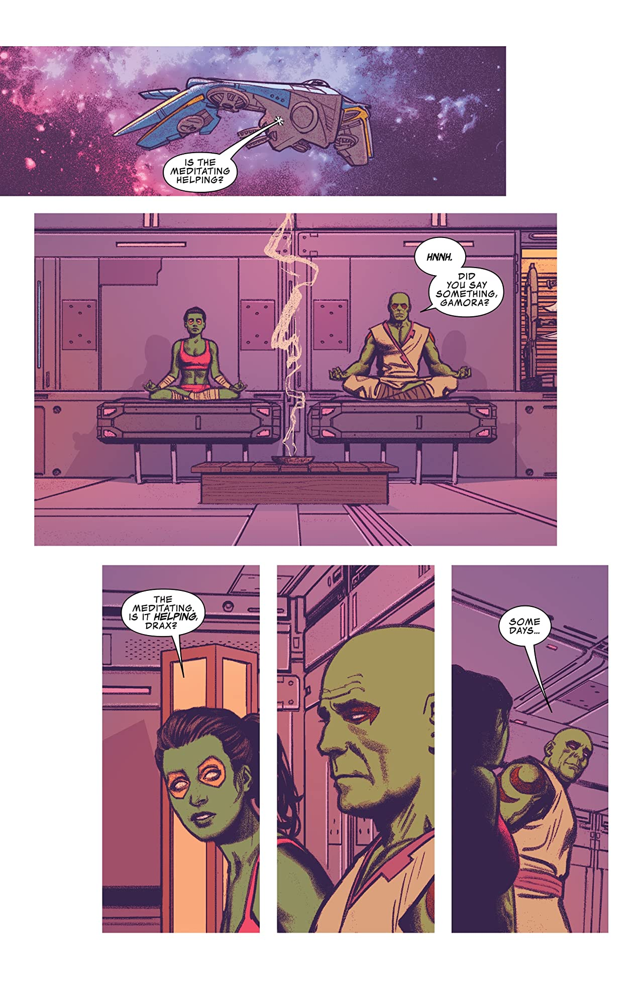 All-New Guardians Of The Galaxy (2017-2018) #7
