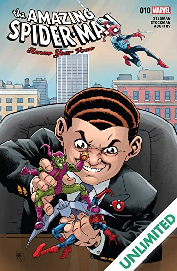 Amazing Spider-Man: Renew Your Vows (2016-) #10