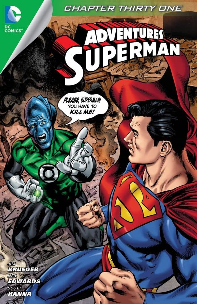 Adventures of Superman (2013-2014) #31