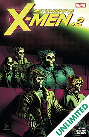 Astonishing X-Men (2017-) #2