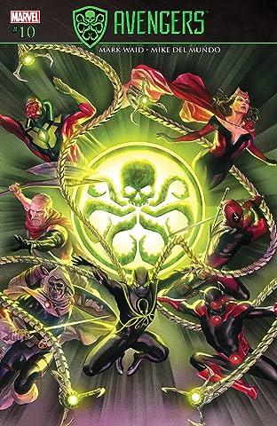 Avengers (2016-2018) No.10