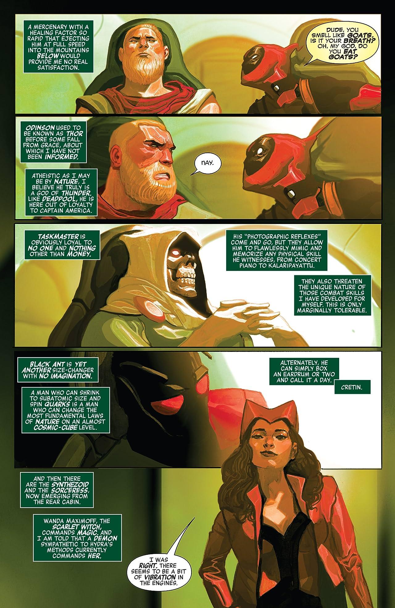 Avengers (2016-) #10