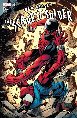 Ben Reilly: Scarlet Spider (2017-) #6