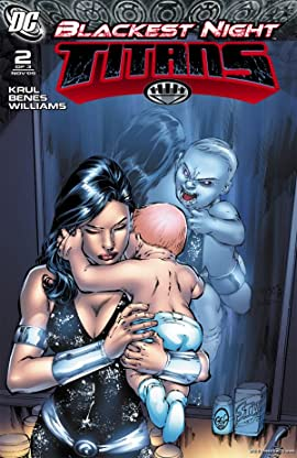 Blackest Night: Titans No.2 (sur 3)