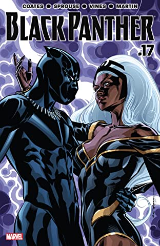 Black Panther (2016-2018) No.17