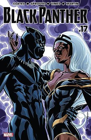 Black Panther (2016-2018) #17