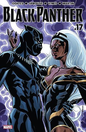 Black Panther (2016-) #17