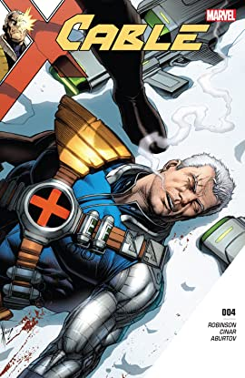 Cable (2017-2018) #4