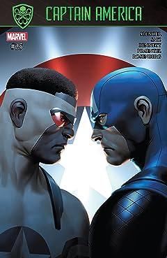 Captain America (2015-2017) #25