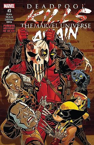 Deadpool Kills The Marvel Universe Again (2017) #3 (of 5)