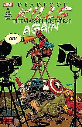 Deadpool Kills The Marvel Universe Again (2017) #4 (of 5)