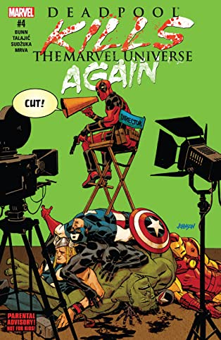 Deadpool Kills The Marvel Universe Again (2017) #4 (of 5)