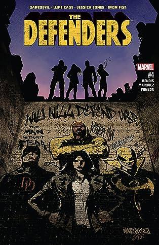 Defenders (2017-2018) #4