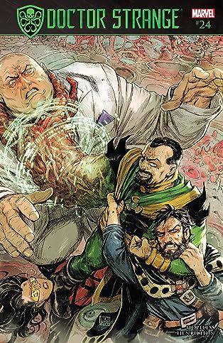 Doctor Strange (2015-2018) #24