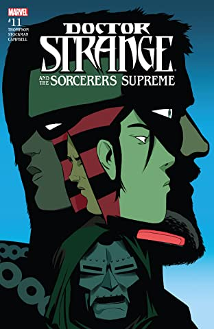 Doctor Strange and the Sorcerers Supreme (2016-) #11