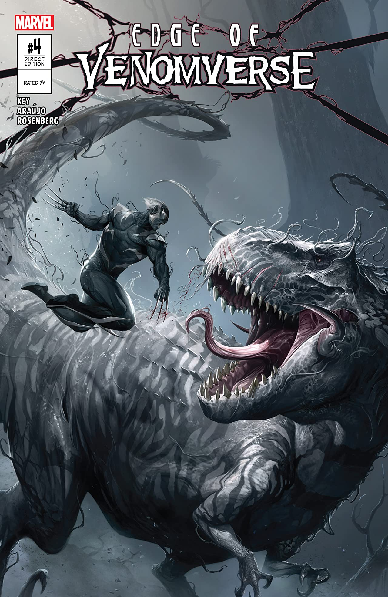 Edge of Venomverse (2017) #4 (of 5)