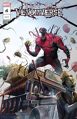 Edge of Venomverse (2017) #5 (of 5)