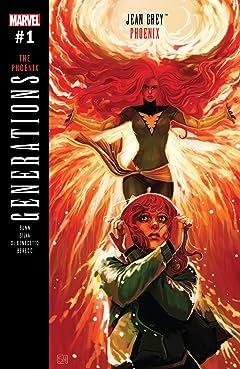 Generations: Phoenix & Jean Grey (2017) #1