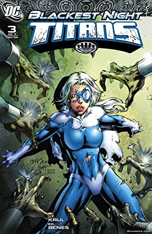 Blackest Night: Titans No.3 (sur 3)