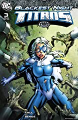Blackest Night: Titans #3