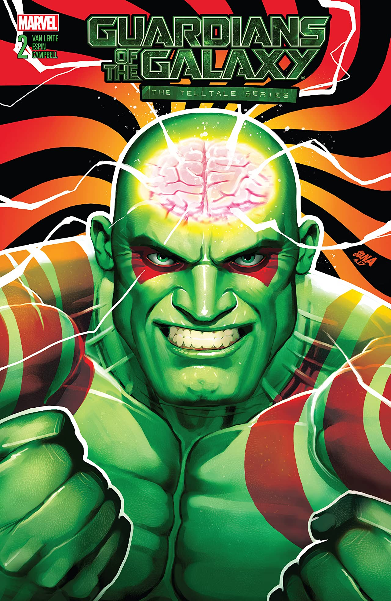 Guardians of the Galaxy: Telltale Games (2017) #2 (of 5)