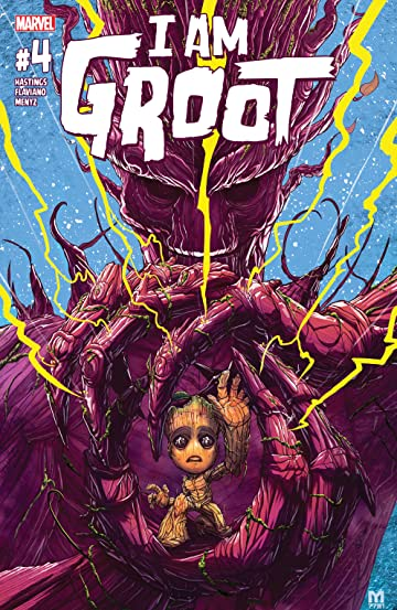 I Am Groot (2017) #4