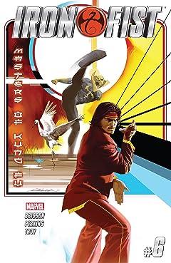 Iron Fist (2017-) #6