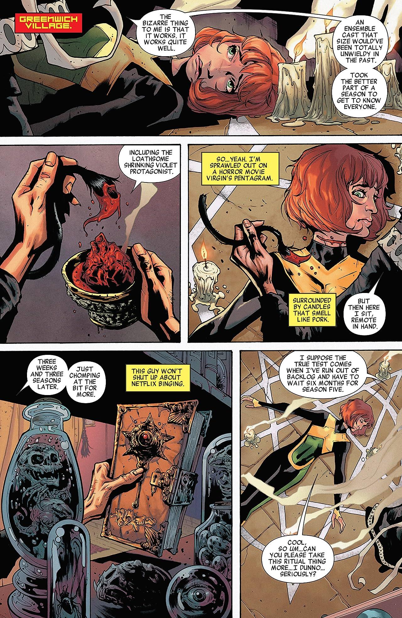 Jean Grey (2017-2018) #6