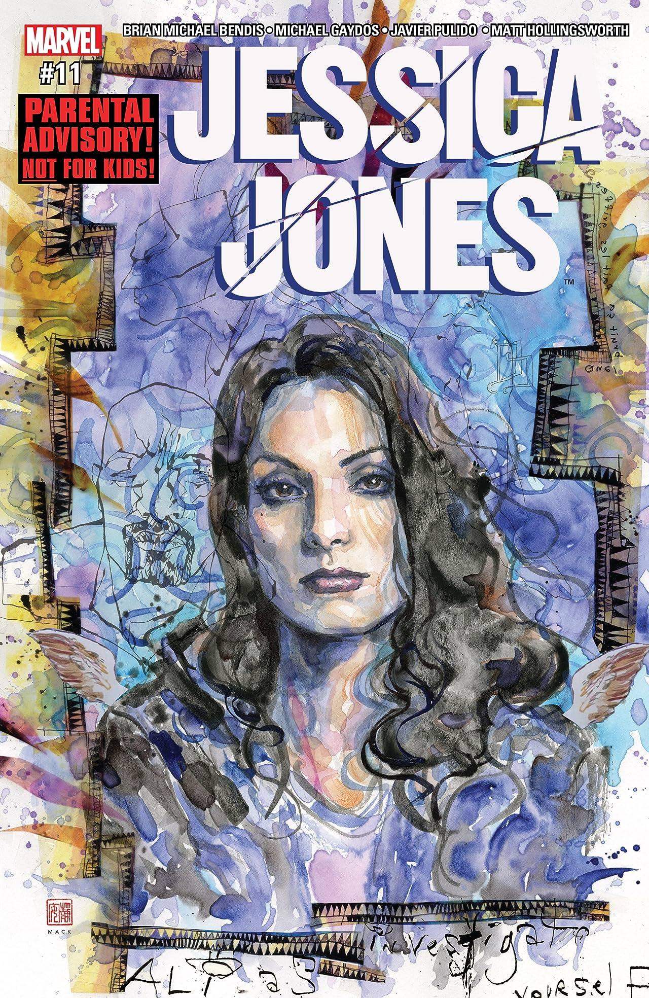 Jessica Jones (2016-2018) #11