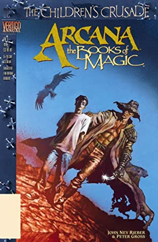 Arcana: The Books of Magic #1: Annual