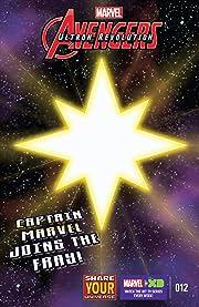 Marvel Universe Avengers: Ultron Revolution (2016-2017) #12
