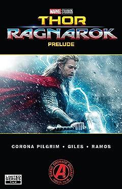 Marvel's Thor: Ragnarok Prelude (2017) #3 (of 4)