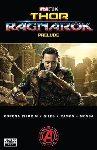 Marvel's Thor: Ragnarok Prelude (2017) #4 (of 4)