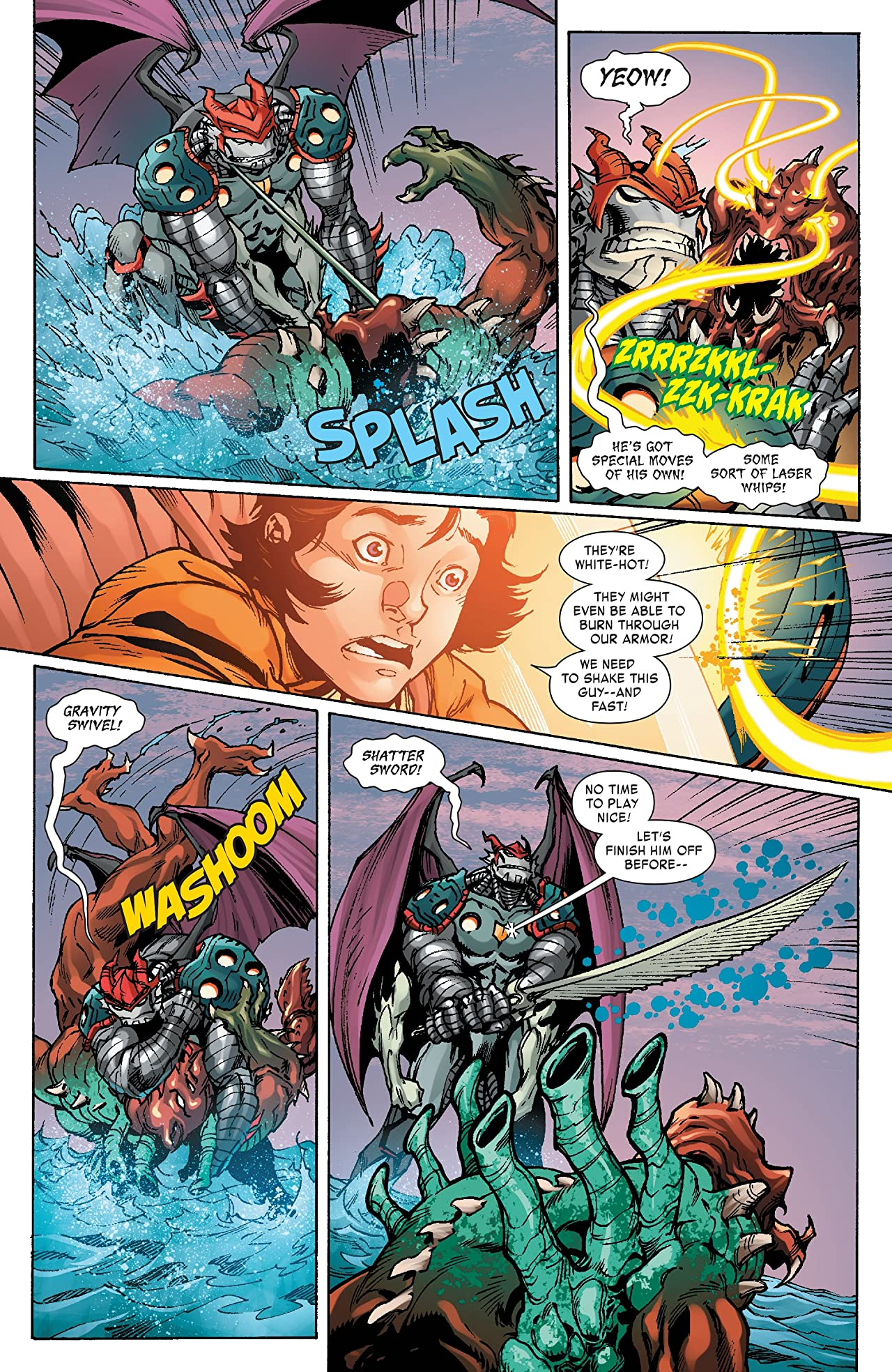 Monsters Unleashed (2017-) #5