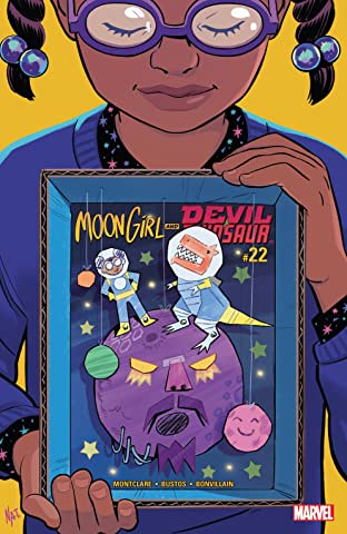Moon Girl and Devil Dinosaur (2015-2019) #22