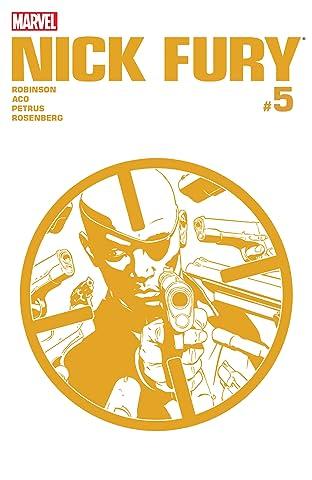 Nick Fury (2017-) #5
