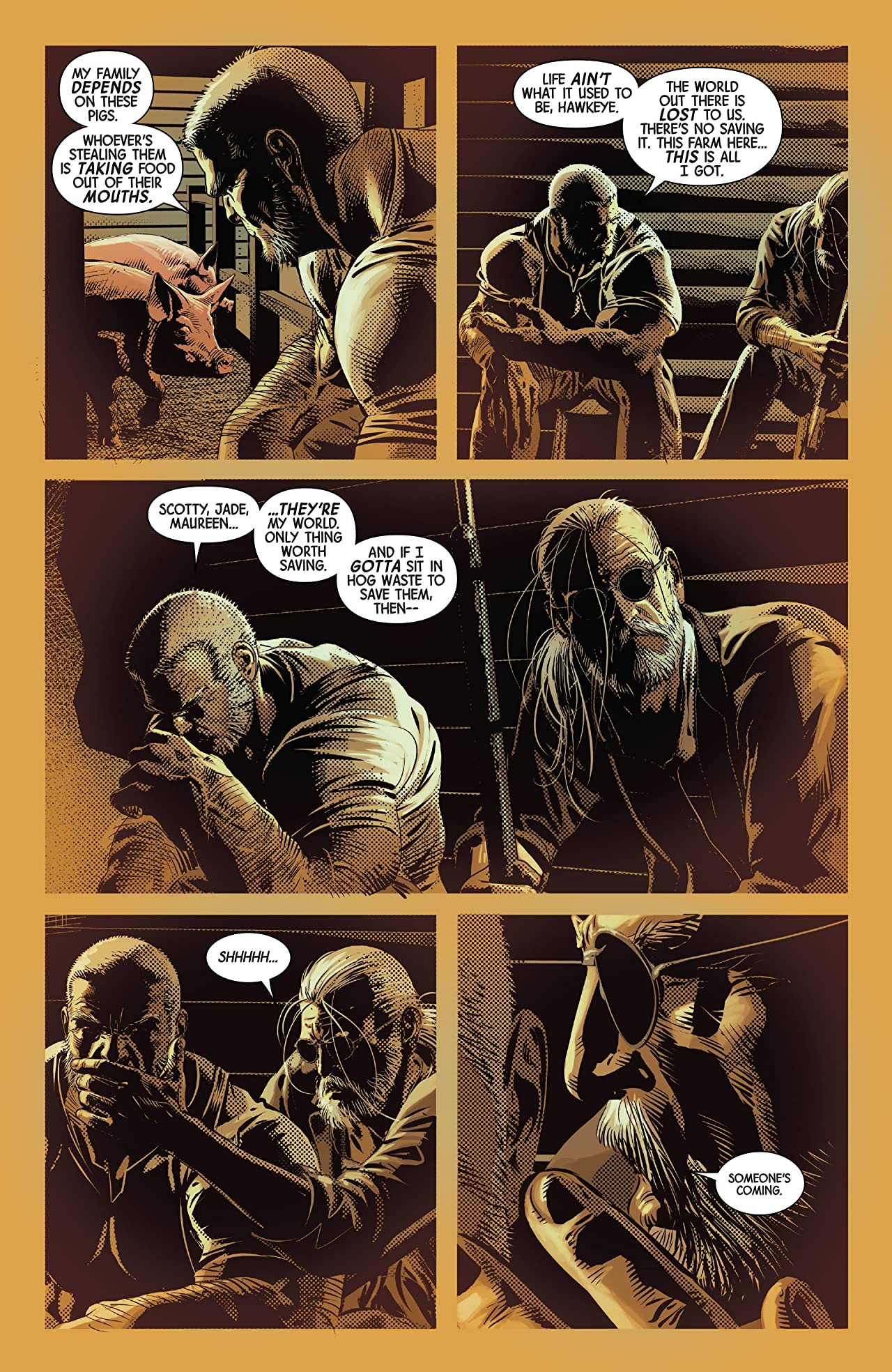 Old Man Logan (2016-) #27