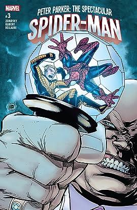 Peter Parker: The Spectacular Spider-Man (2017-2018) #3