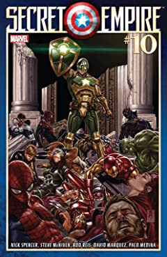 Secret Empire (2017) #10 (of 10)