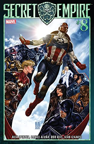 Secret Empire (2017) No.8 (sur 10)