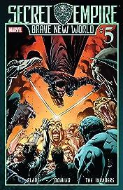 Secret Empire: Brave New World (2017) #5 (of 5)
