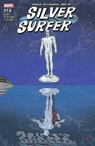 Silver Surfer (2016-2017) #14