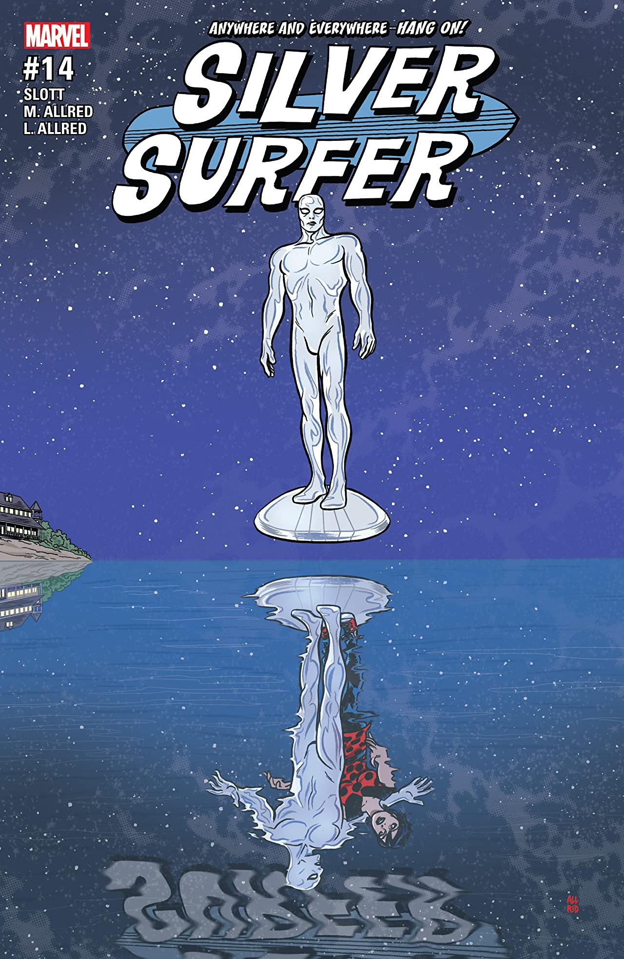 Silver Surfer (2016-) #14