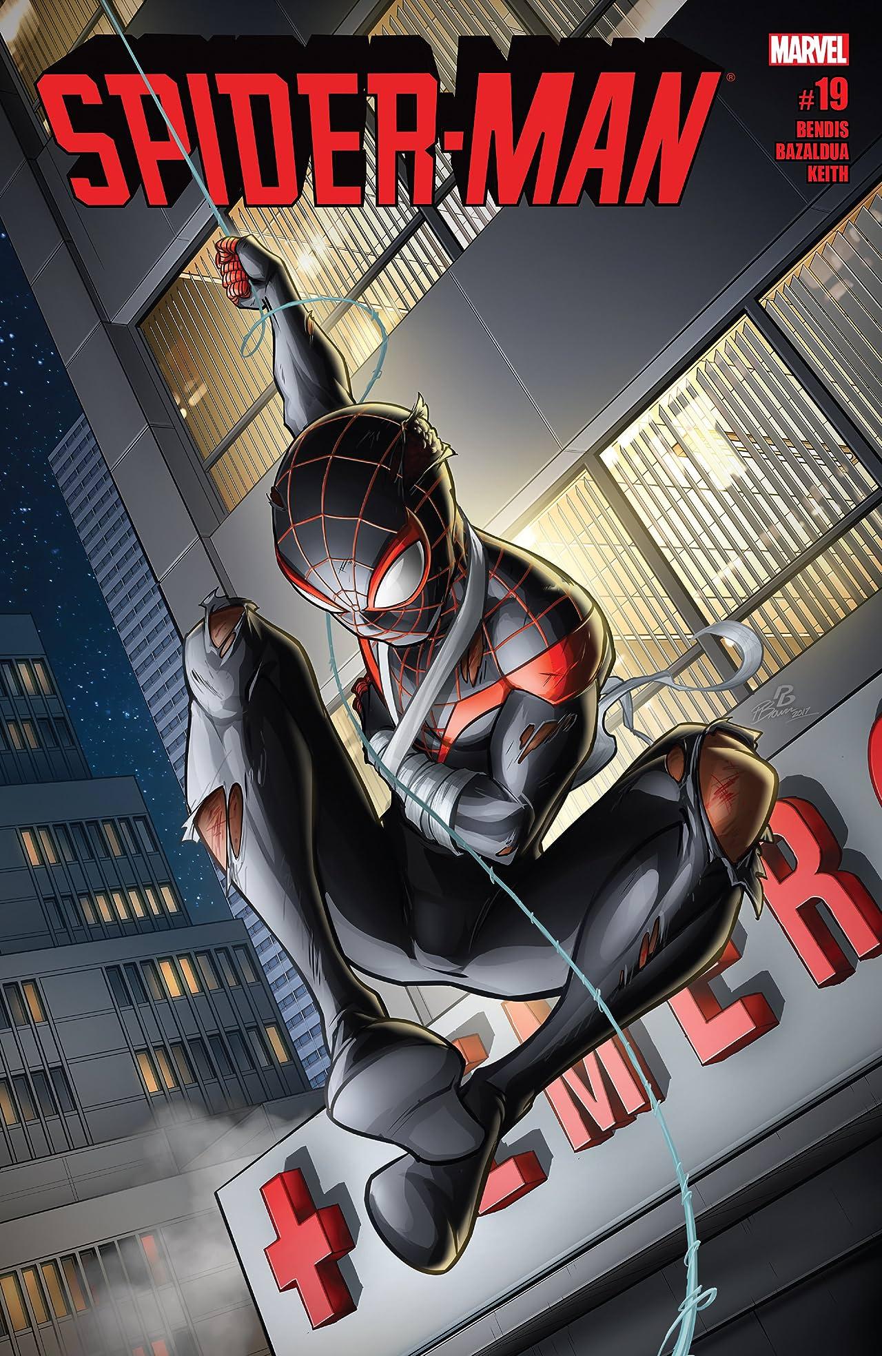 Spider-Man (2016-) #19